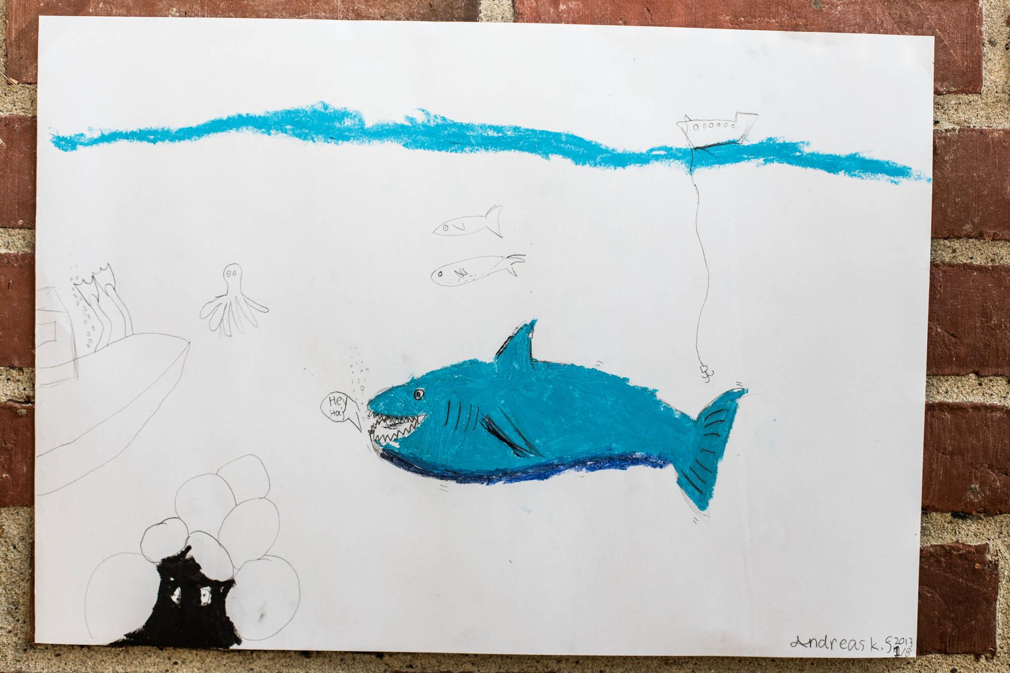Fish Tales Tegninger-16