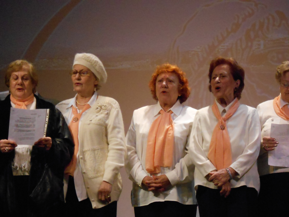 Greek chorus