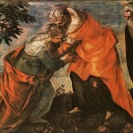 Visitation by Tintoretto