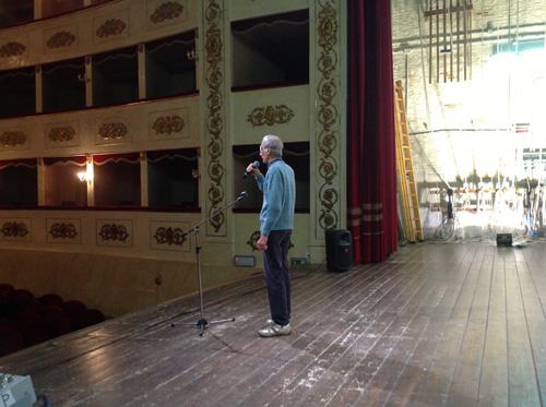 Last rehearsal