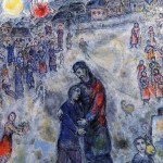 The prodigal son by Marc Chagal