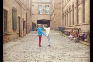 Dance Performance at Salts Mill