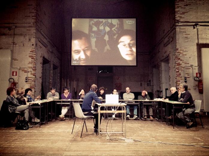 Skype workshop Italy