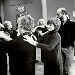 Diana, Giulio and other dance workshop participants
