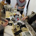 Diana Harrison's workshop Wroclaw