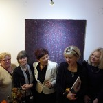 Opening at Tkacka Gallery